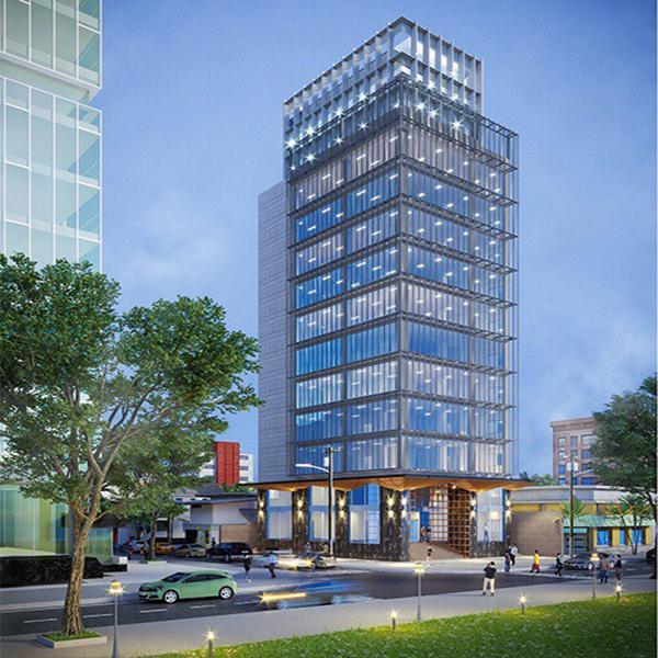Cho thuê mặt bằng tầng trệt tòa nhà Anh Minh - 56 Nguyễn Đình Chiểu,Phường Đakao,Quận 1