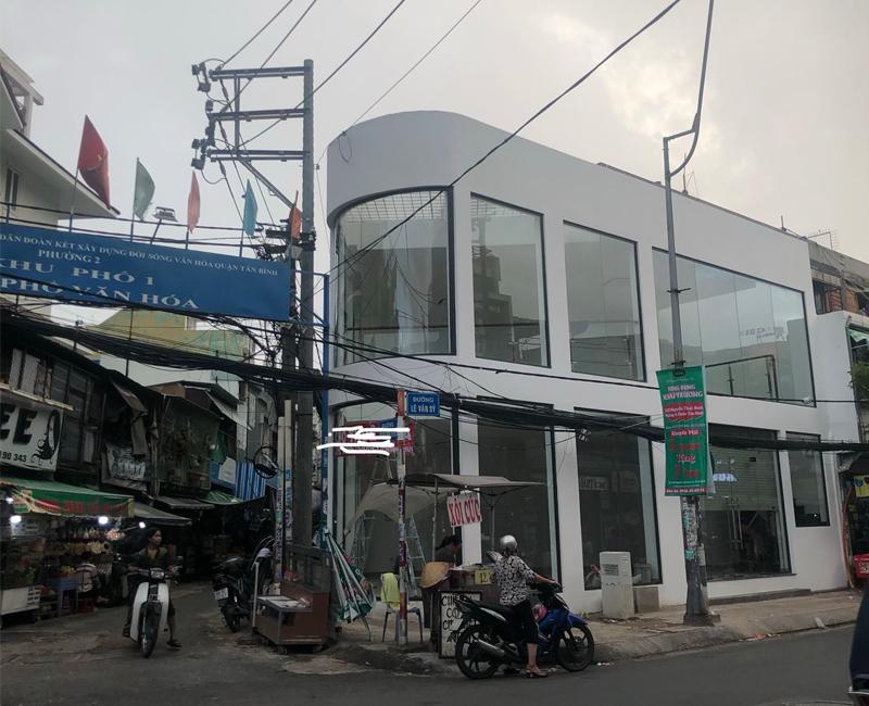 Cho thuê nhà MT góc Lê Văn Sỹ & Nguyễn Trọng Tuyển ,Phường 02,Quận Tân Bình
