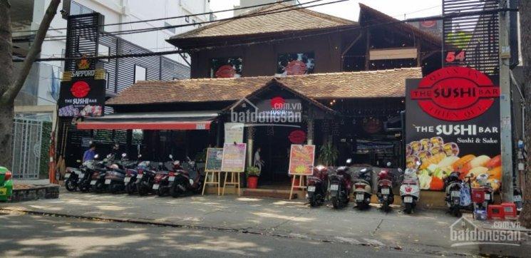 Cho thuê nhà 54 Nguyễn Đình Chiểu,Phường Đakao,Quận 1